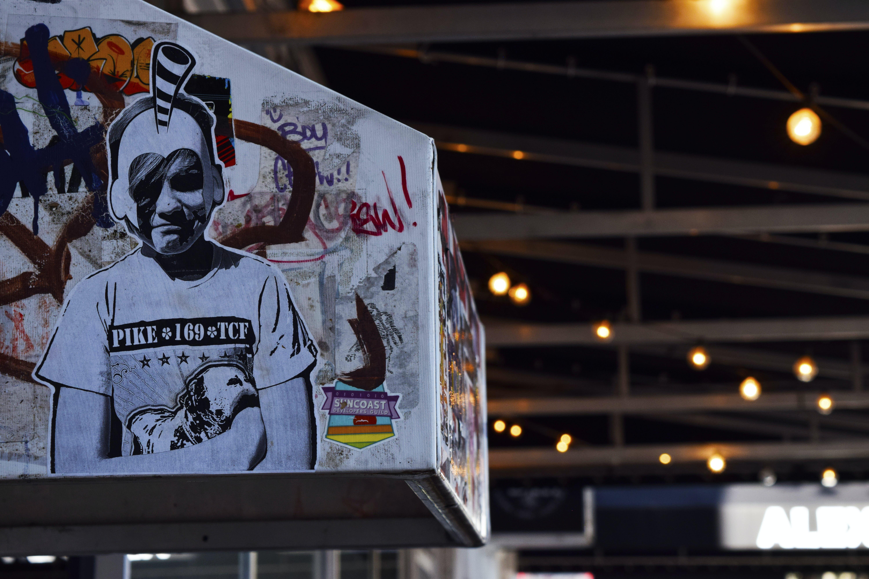 Základová fotografie zdarma na téma graffiti, ilustrace, inzerce, kresba