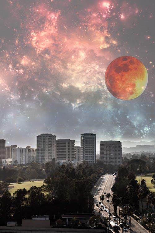 Kostnadsfri bild av abstrakt foto, Adobe Photoshop, beverly hills, jord