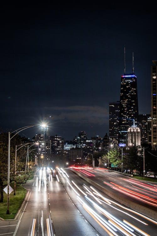 Kostnadsfri bild av arkitekt, arkitektur, chicago, gata