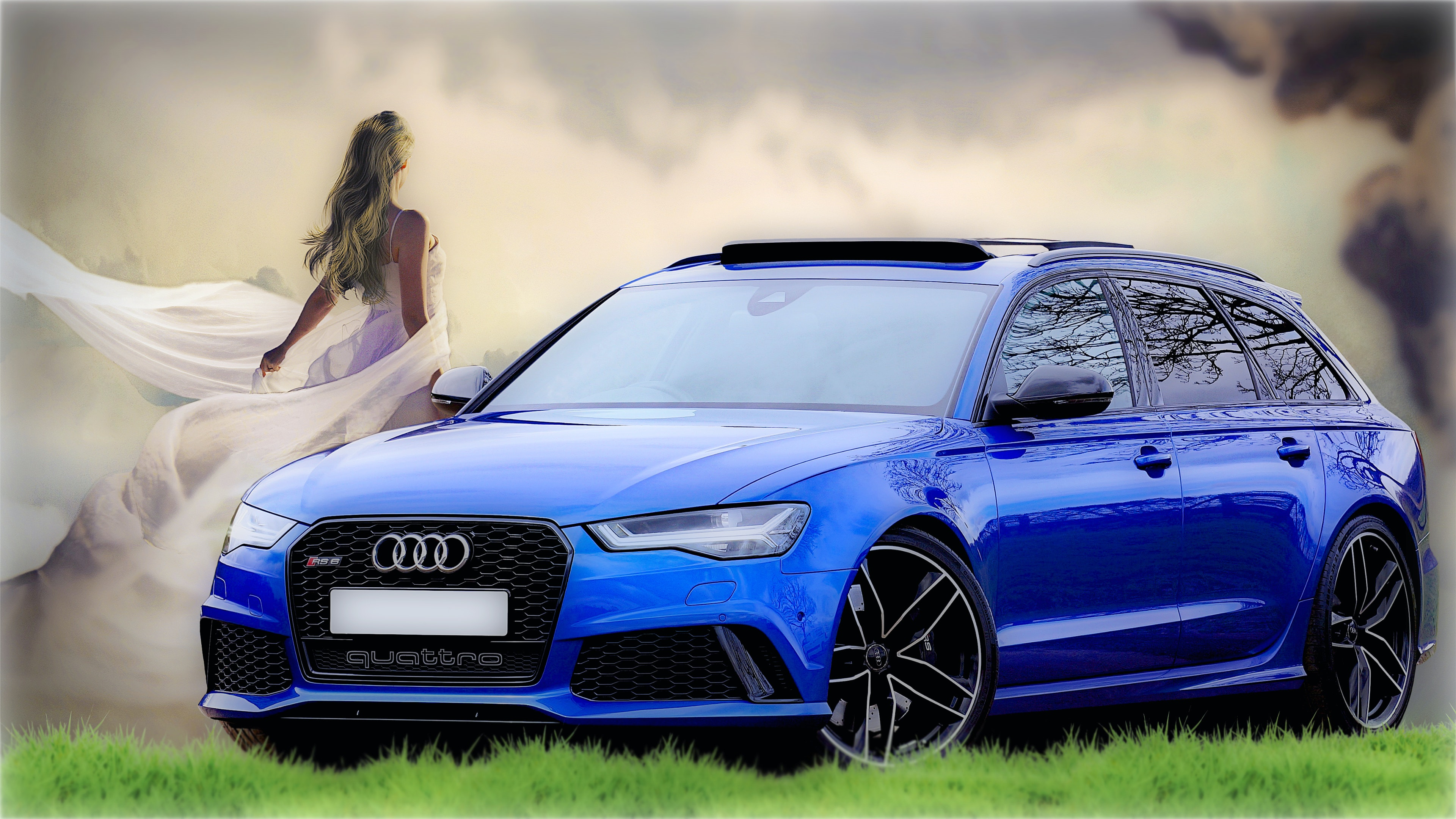 Free Stock Photo Of Audi Rs6