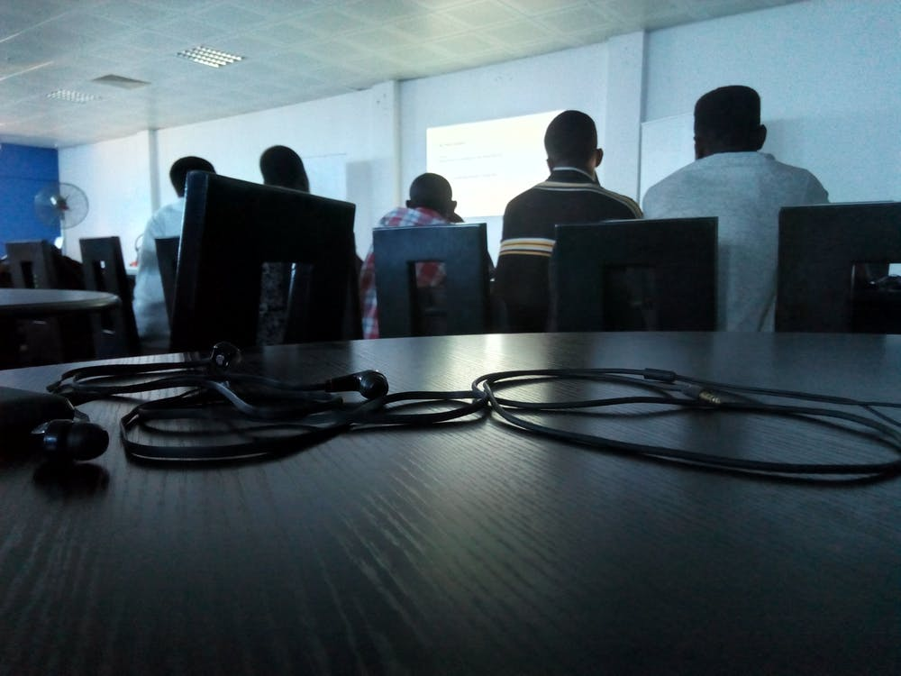 Free stock photo of focus, meetups, tech talks