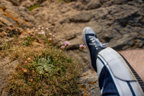 Free stock photo of converse, freedom, lifestyle, rock climbing