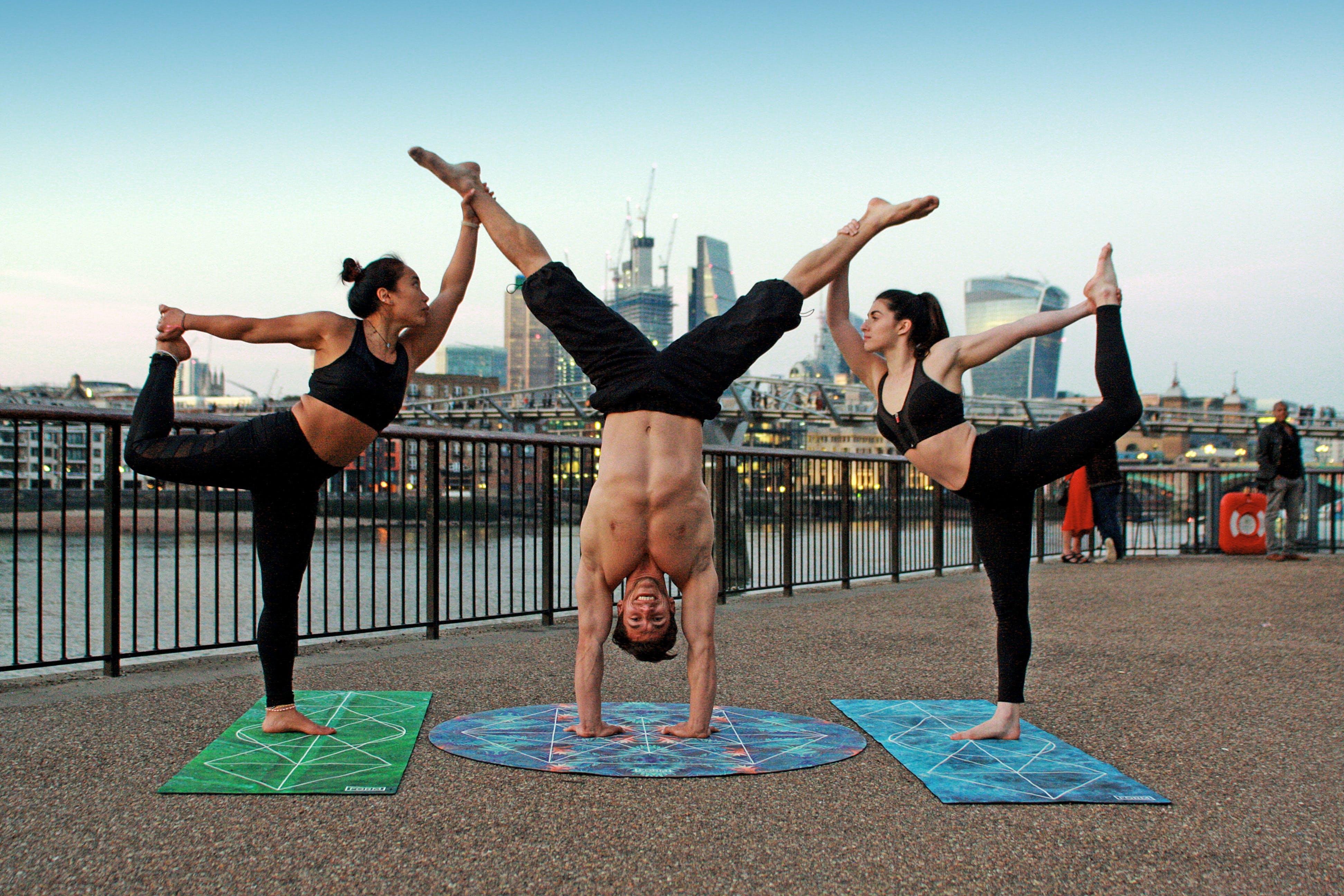 Δωρεάν στοκ φωτογραφιών με acro, acro yoga, asana, cool