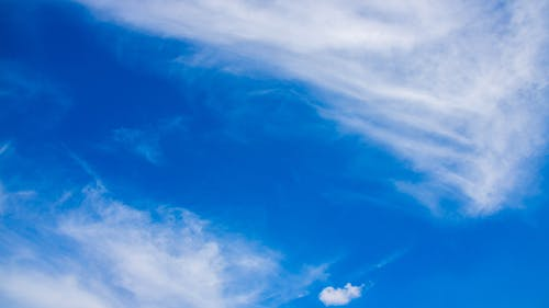 Free stock photo of background, blue, blue background, blue sky