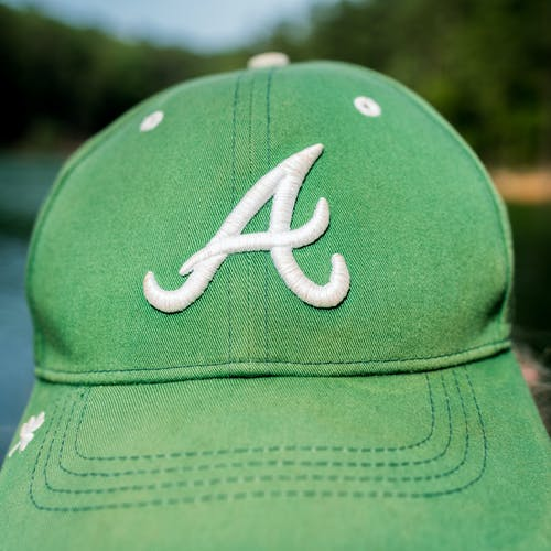 Free stock photo of green, hat