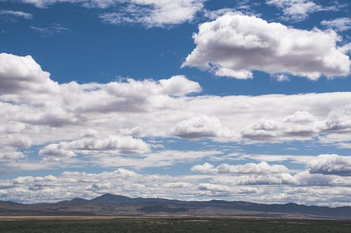 Foto stok gratis alam, awan, berawan, bidang