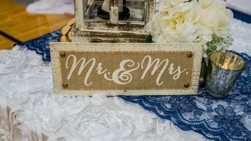 Gratis arkivbilde med bryllup