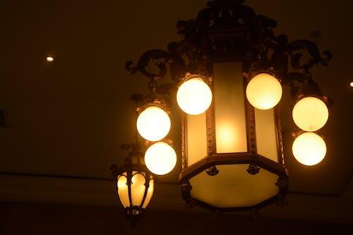 Gratis arkivbilde med luzes, lysarmatur