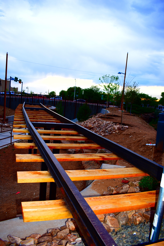 Free stock photo of railroad, railroad track, tracks