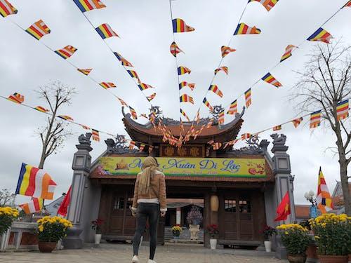 Základová fotografie zdarma na téma buddhistický chrám