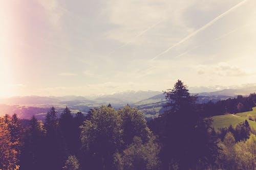 Free stock photo of landscape, mountain range, mountains