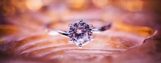 macro, ring, jewellery