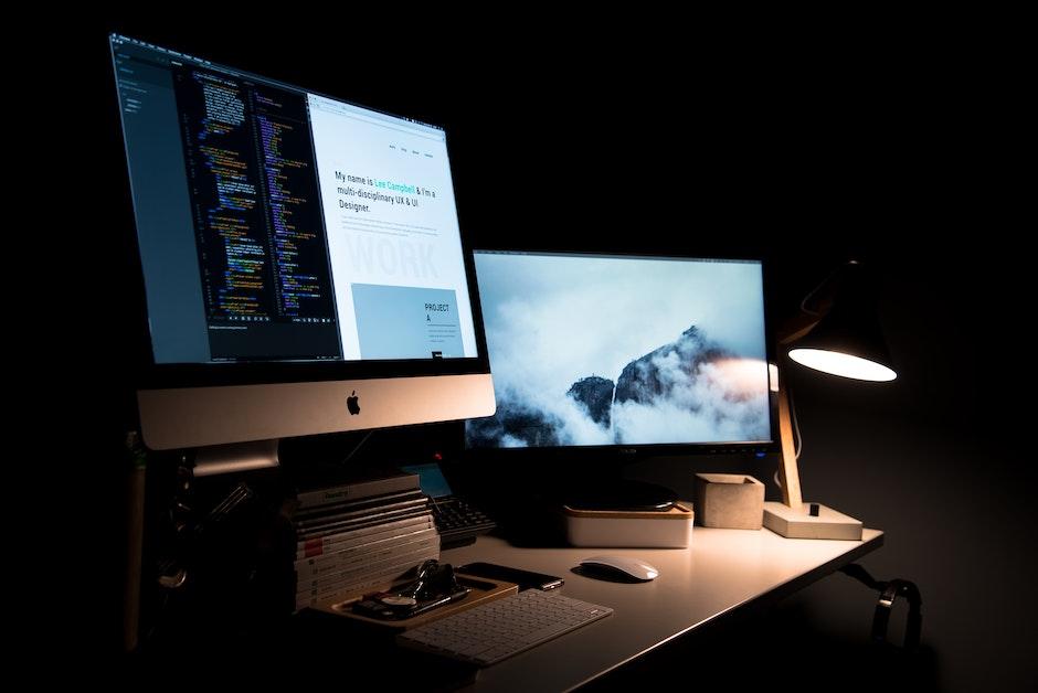 apple, books, computers