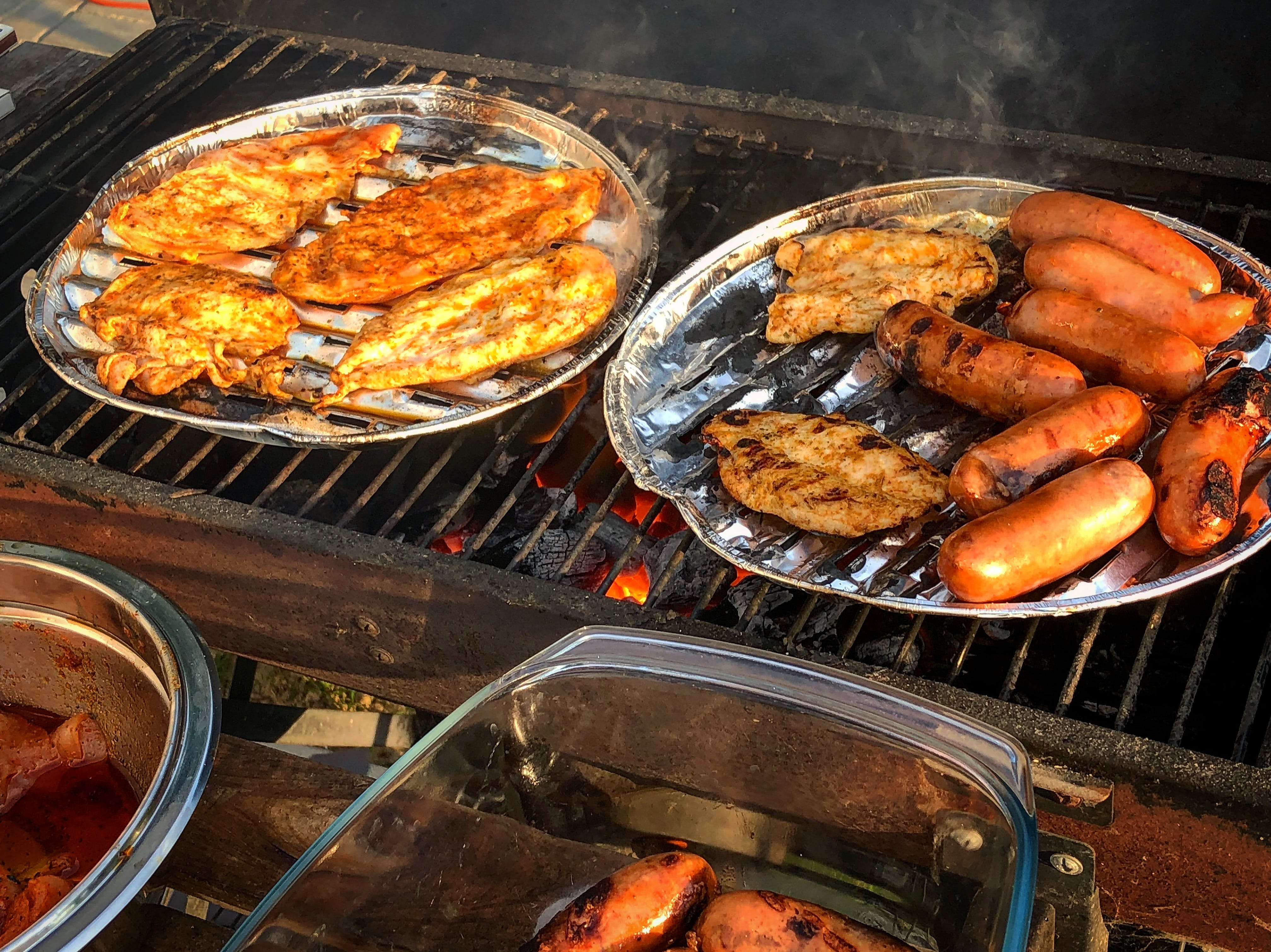Free stock photo of gastronomy, grill