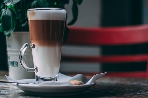 Fotos de stock gratuitas de bisquit, cacerola, café con leche, crema