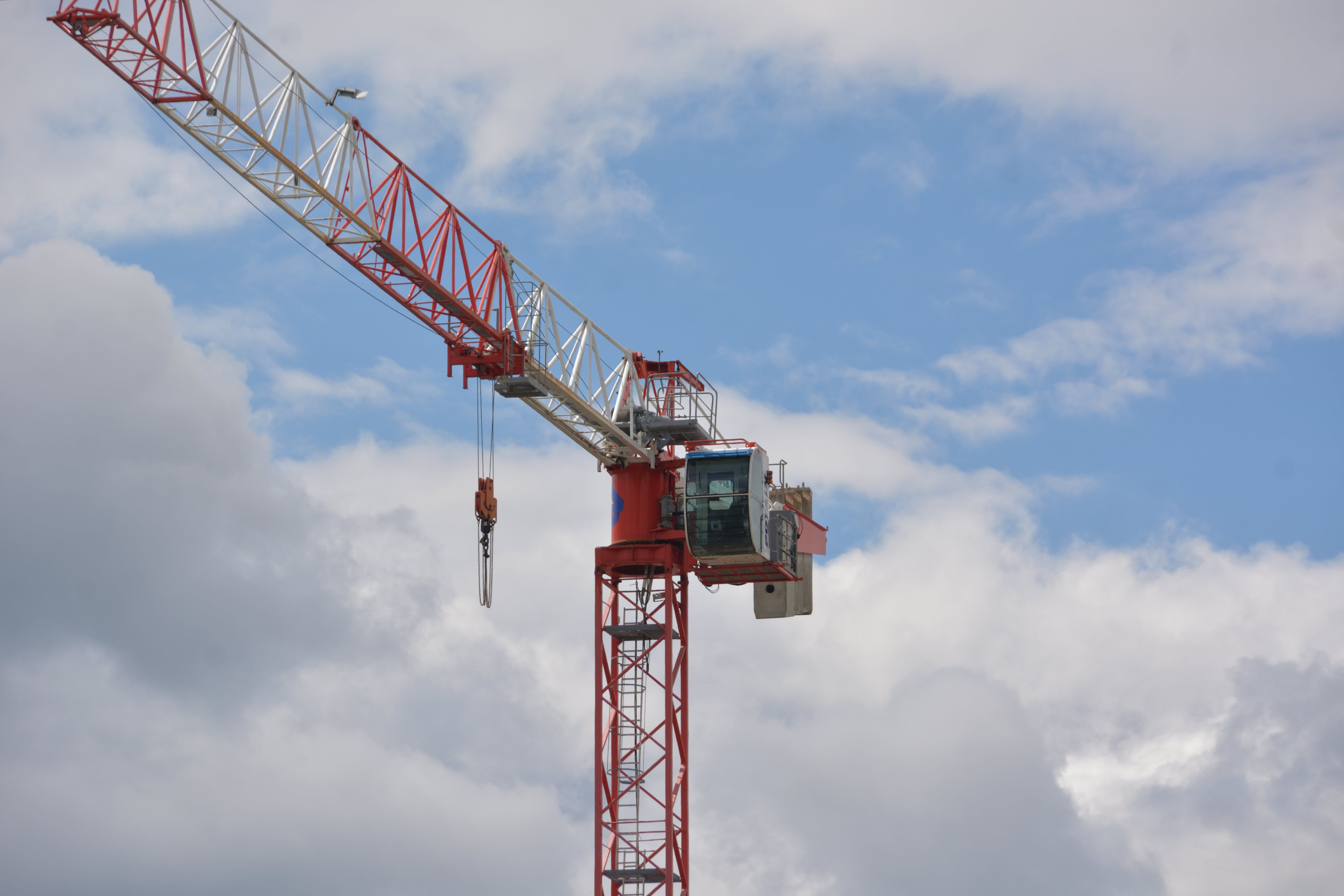 Free stock photo of batiment, chantier, ciel, construction