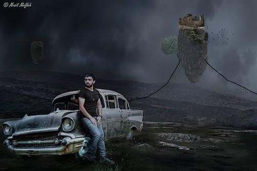 Δωρεάν στοκ φωτογραφιών με Adobe Photoshop, moaid mefleh, photoshop