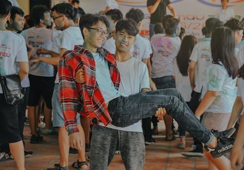 Ilmainen kuvapankkikuva tunnisteilla aasialaiset ihmiset, asu, festivaali, hauska