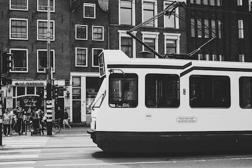 Základová fotografie zdarma na téma Amsterdam, architektura, budovy, centrum města