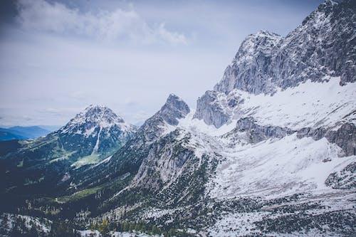 Foto d'estoc gratuïta de constipat, hivern, muntanya, natura