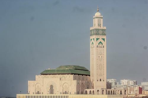 Imagine de stoc gratuită din casablanca, hassan, ii, maroc