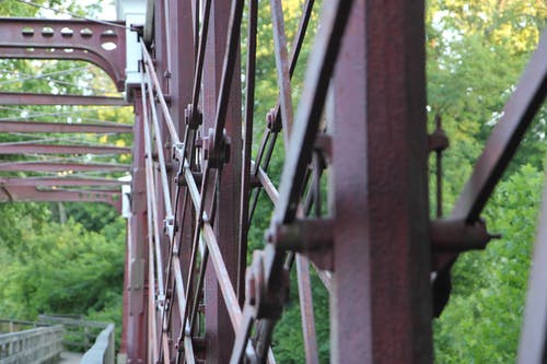 Free stock photo of Truss Bridge