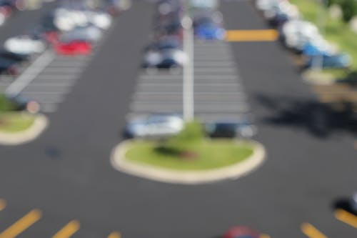 Free stock photo of parking lot