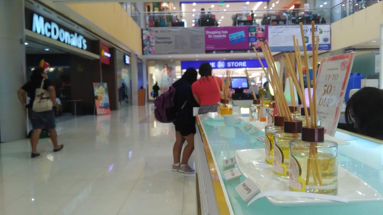 centro de compras, Shopping Center
