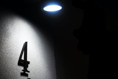 4, açık, gece, Lamba içeren Ücretsiz stok fotoğraf