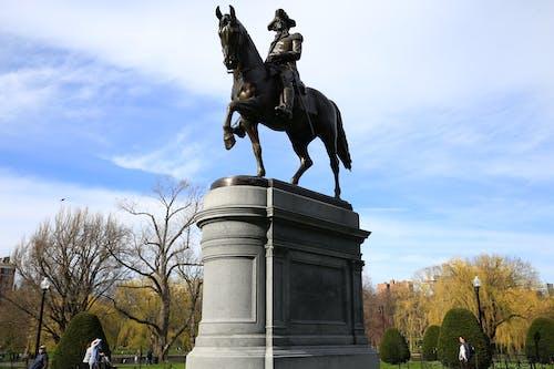 Gratis arkivbilde med george washington, statue
