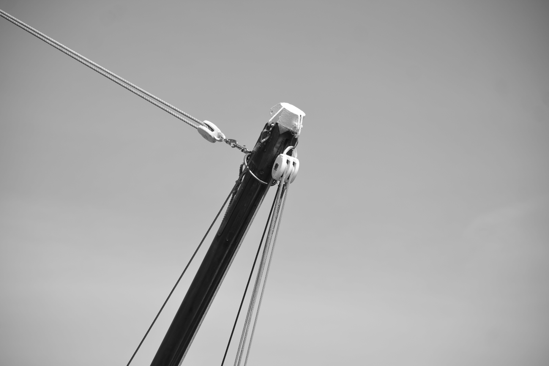 Free stock photo of bateaux, cordes, marine, navigation