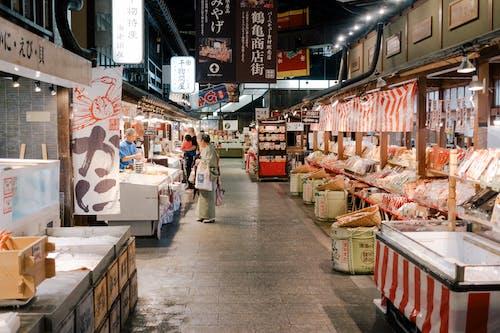 Fotos de stock gratuitas de Japón, mercado, osaka, pacífico
