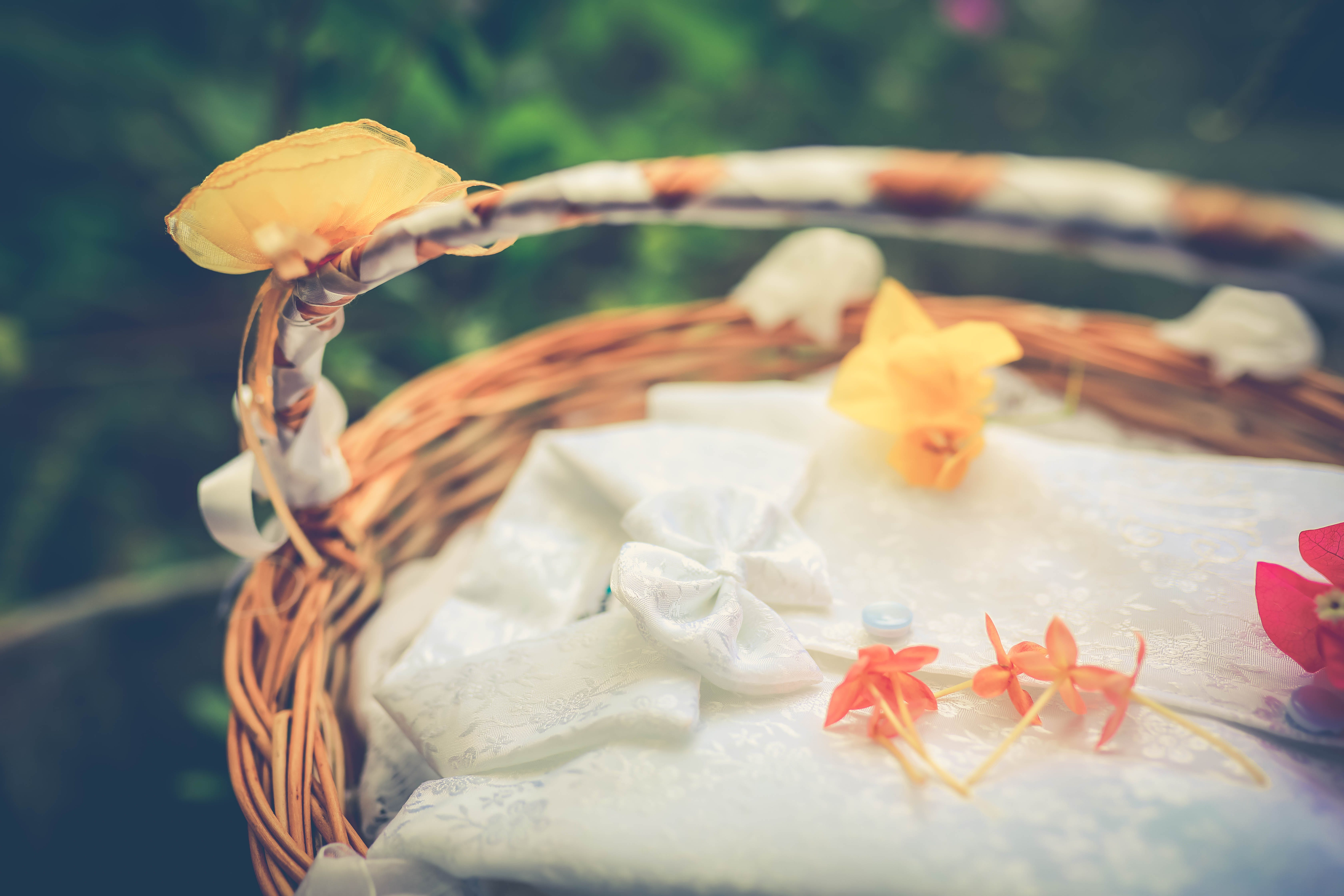 Free stock photo of baby, baby clothes, beautiful flowers, newborn