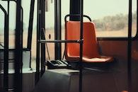 public transportation, bus, seat