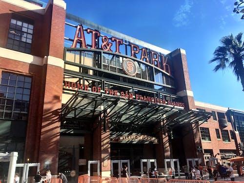 Photos gratuites de baseball, stade