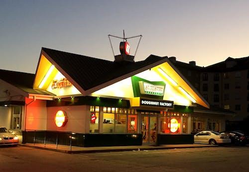 Photos gratuites de donuts, krispy kreme