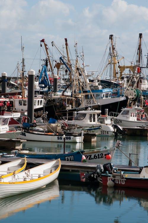 Fotos de stock gratuitas de puerto