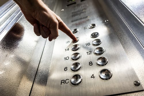 Free stock photo of button, elevator, finger, fingers