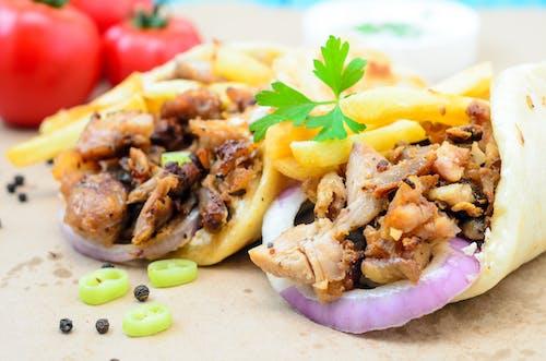 Foto stok gratis daging, fotografi makanan, hidangan, lezat