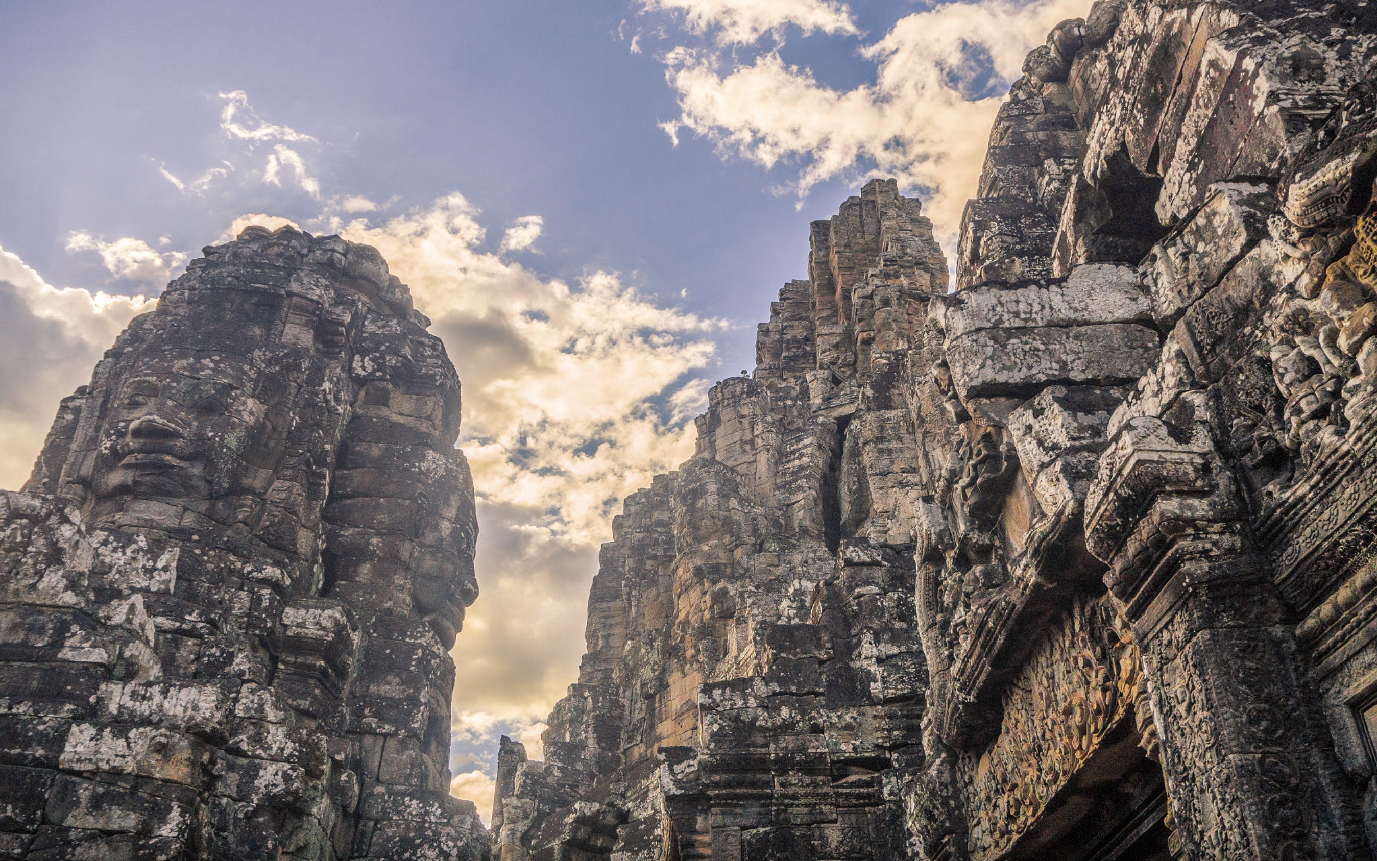 Free Stock Photo Of Angkor Wat Bayon Cambodian