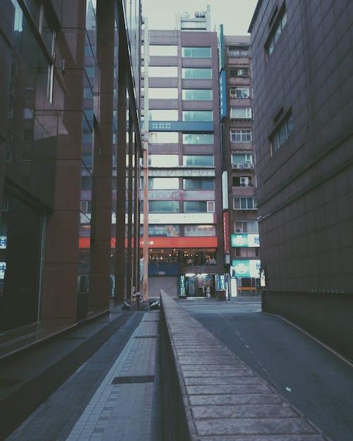 Free stock photo of empty street, new taipei city, street, taiwan
