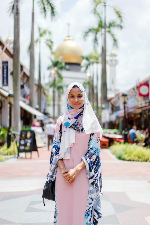 圍巾, 女人, 女士, 宗教 的 免費圖庫相片
