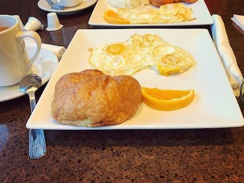 Ilmainen kuvapankkikuva tunnisteilla kahvi, lounas, maukas, tiskit