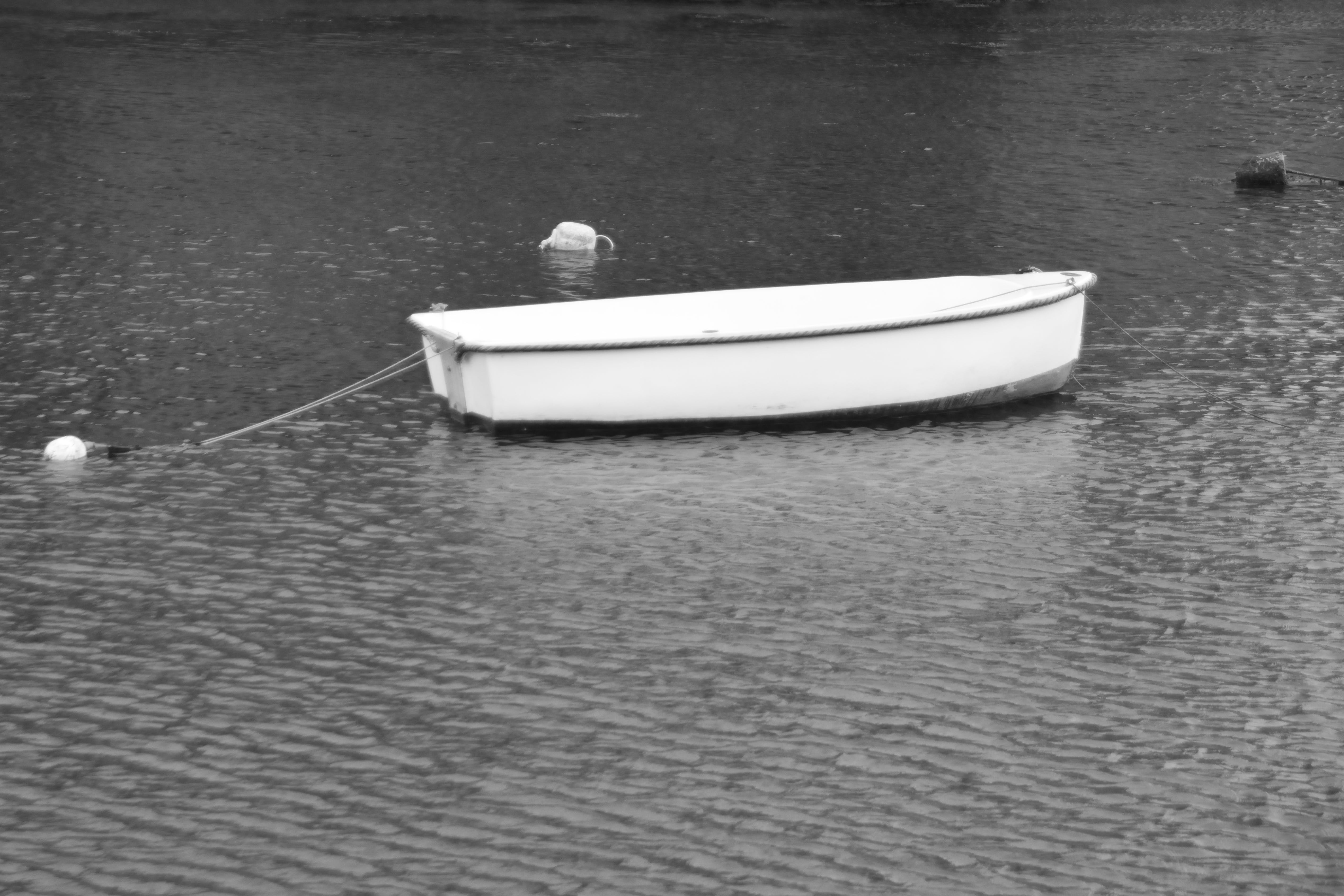 Free stock photo of canoe, navigation, eau, calme