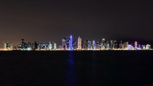 Free stock photo of Corniche, doha, qatar