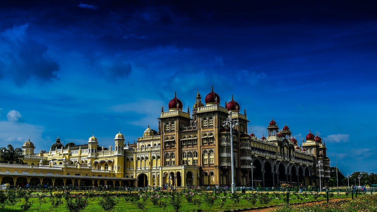 Free stock photo of mysore palace