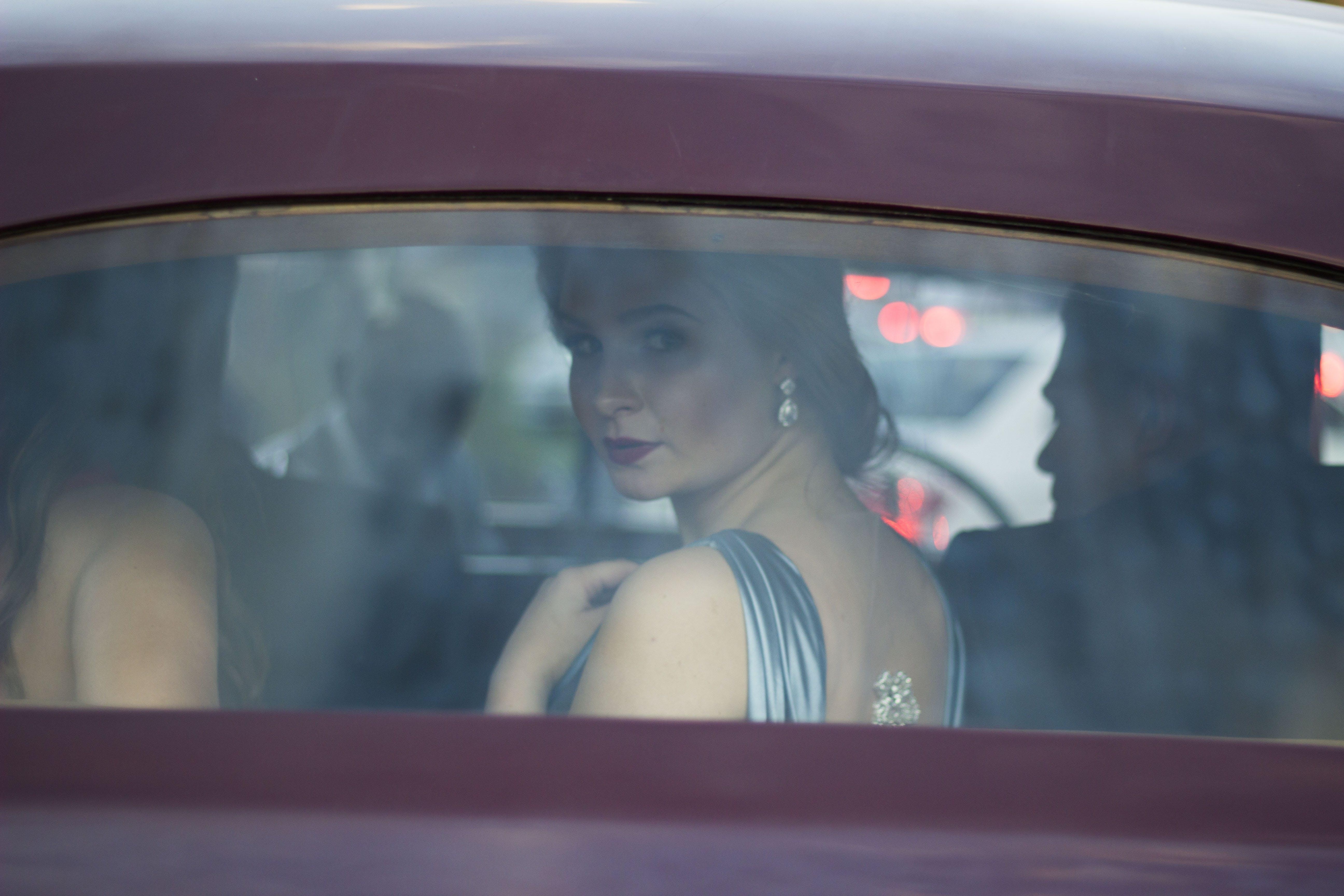 Free stock photo of beautiful, car, dress, fancy