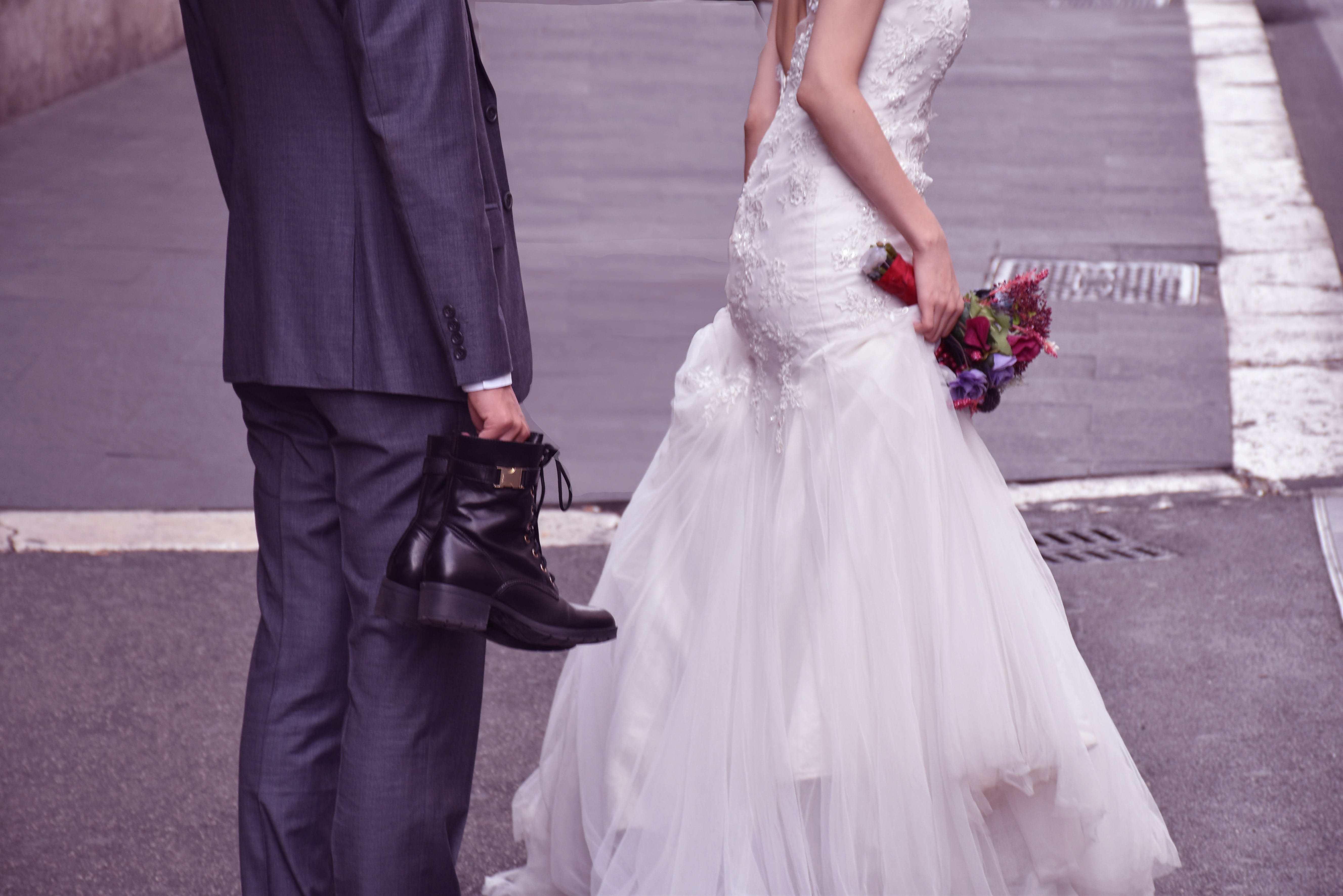 Free stock photo of street, streets, wedding