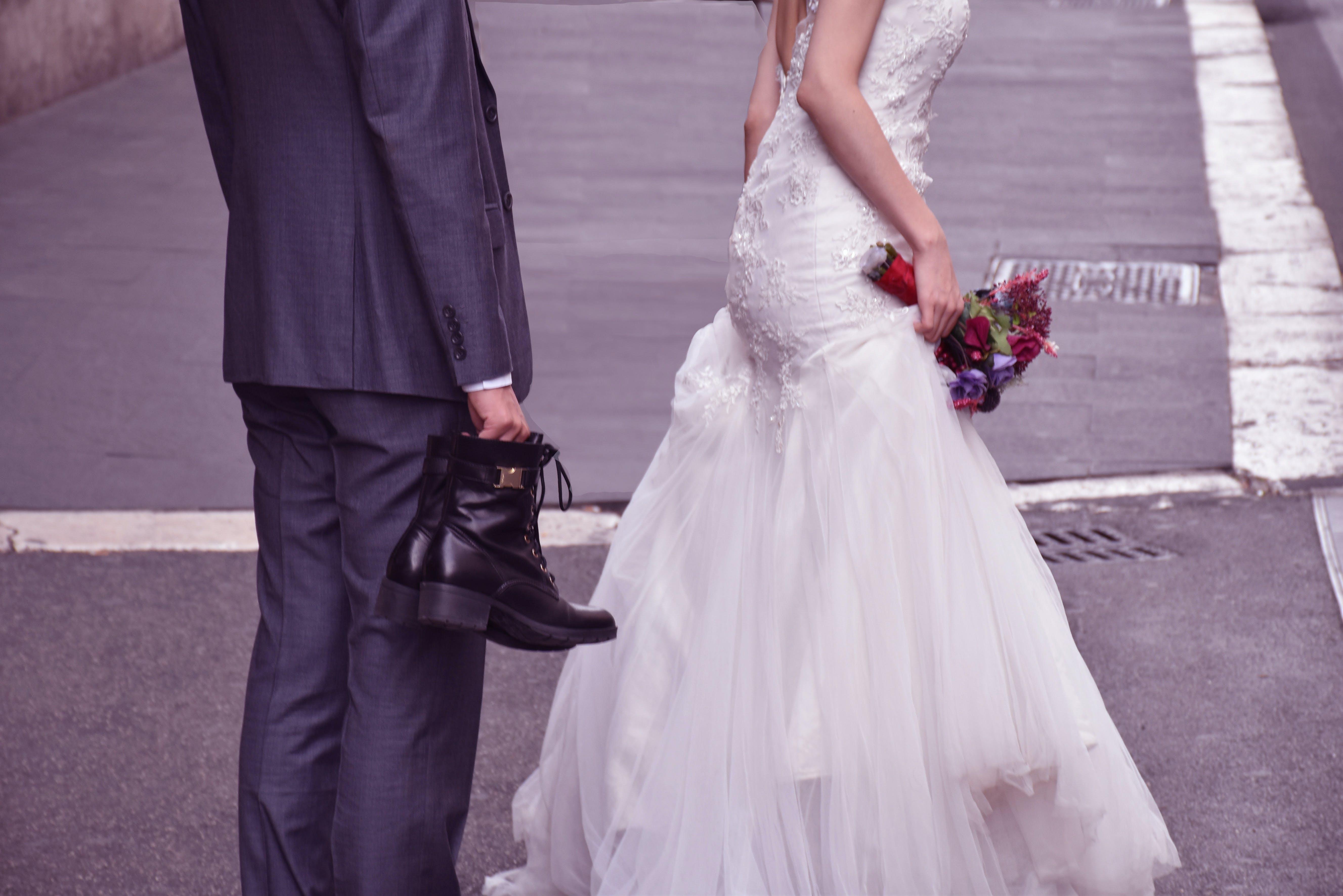 Gratis lagerfoto af bryllup, gade, gader