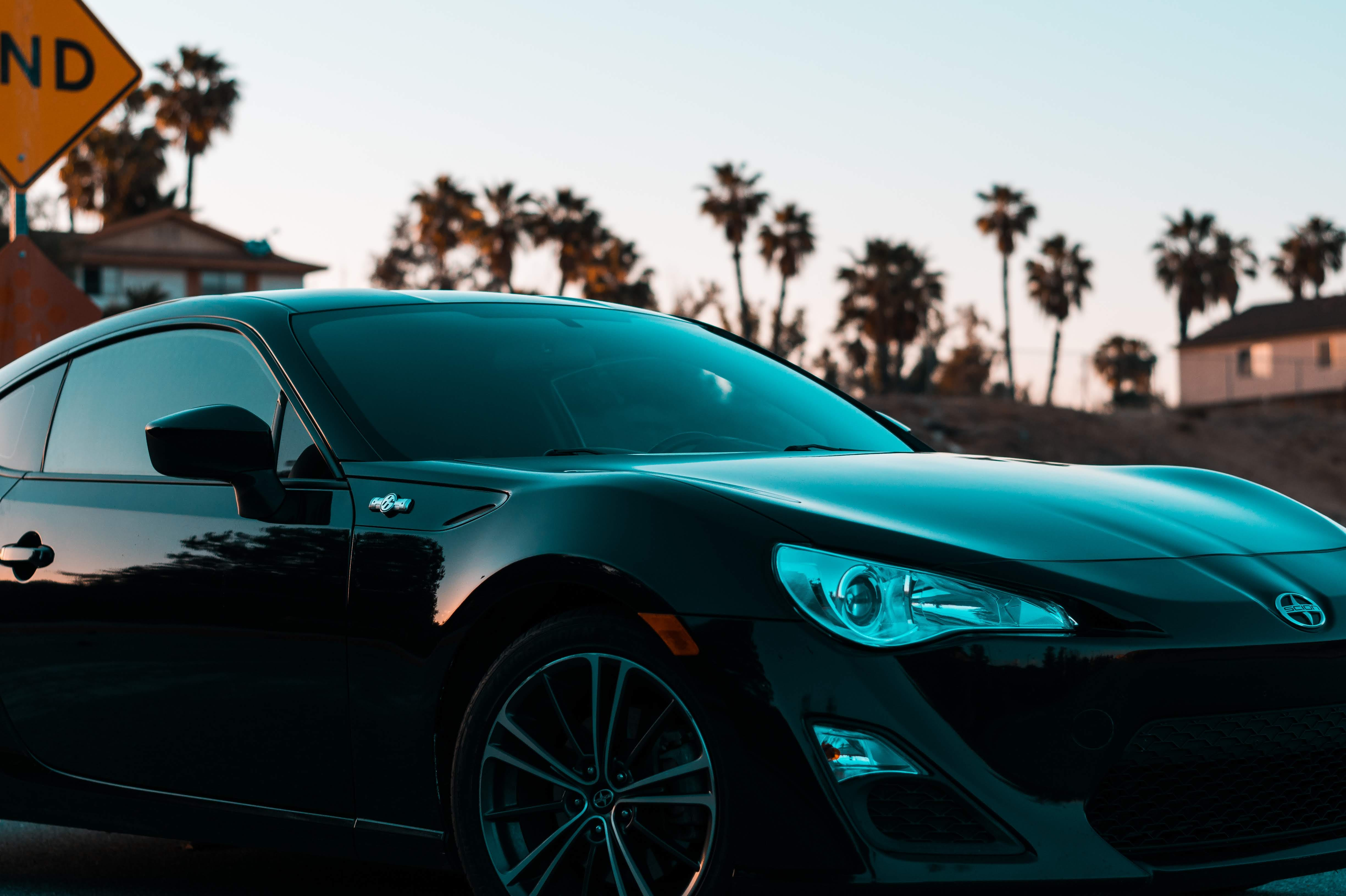 Free stock photo of car, frs, photography, scion